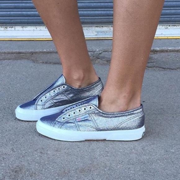 Superga Shoes | Superga 275 Lamew Grey