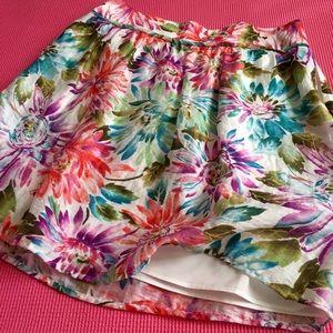 LOFT Dresses & Skirts - LOFT Linen A-Skirt