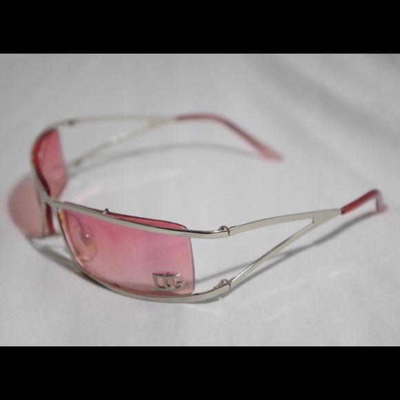 0fed4617723 Dolce   Gabbana Accessories - RARE Pink Vintage Dolce   Gabbana Sunglasses