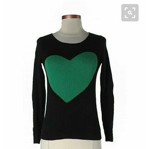 J.CREW HEART ME SWEATER 54949