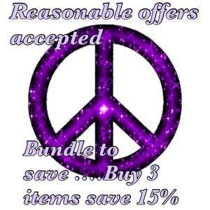 Bundle 3 items save 15%!