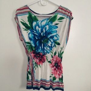 Forever 21 Tops - Floral Print Top