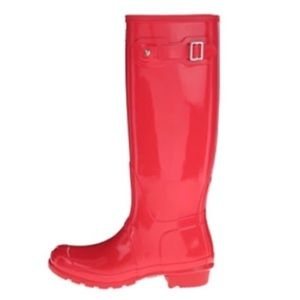Brand new Hunter rain boots