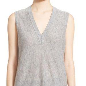 Zara V-neck vest