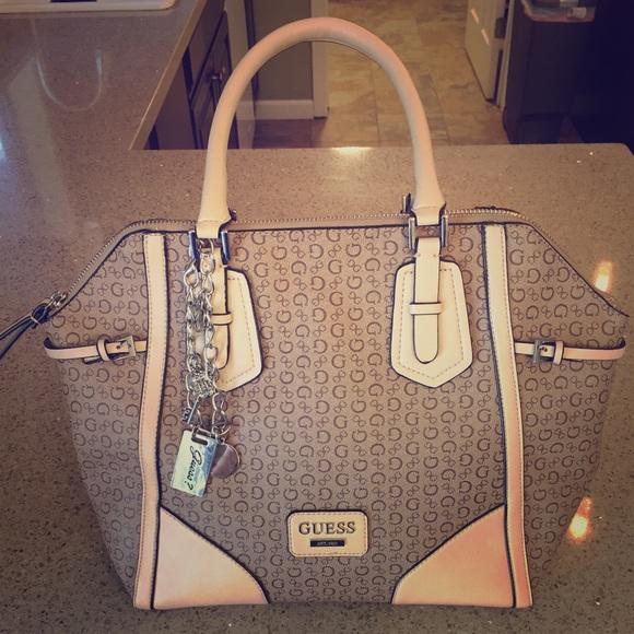 Guess Handbags - Guess Elettra Carryall Satchel e72465b7c89f7