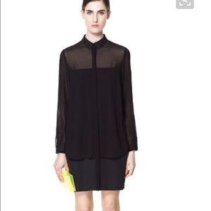 c69cac967053 Zara Dresses - Zara black