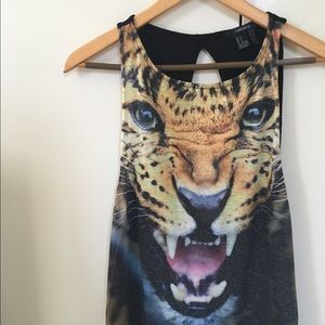 Forever21 Graphic Tank