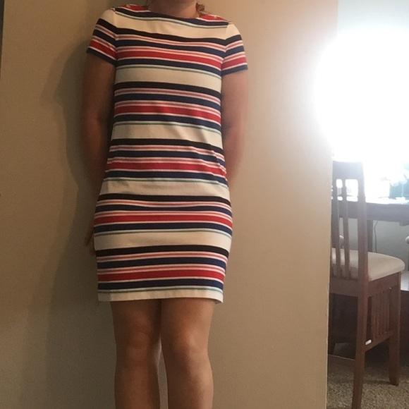 Tommy Hilfiger Striped T Shirt Dress! NWT