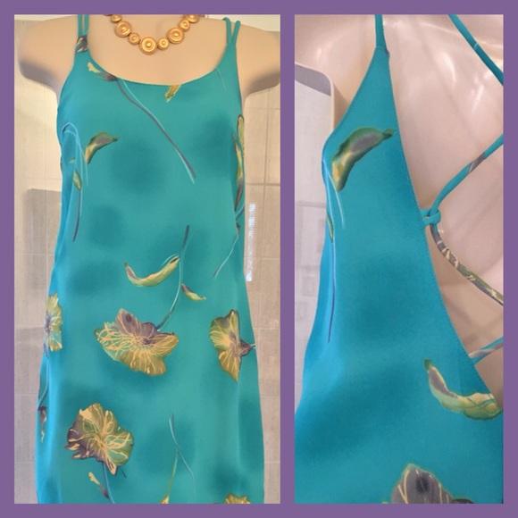 Gabrielle Dresses & Skirts - GORGEOUS GABRIELLE Spaghetti Strap Dress