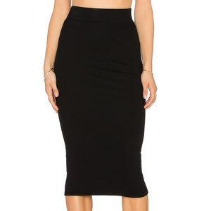 TONIGHT LAST CHANCE TO BUY Bobi pencil skirt