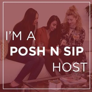 I'm hosting my first Posh N Sip Thursday March 24!