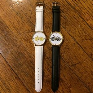 Accessories - 2 bicycle watches!