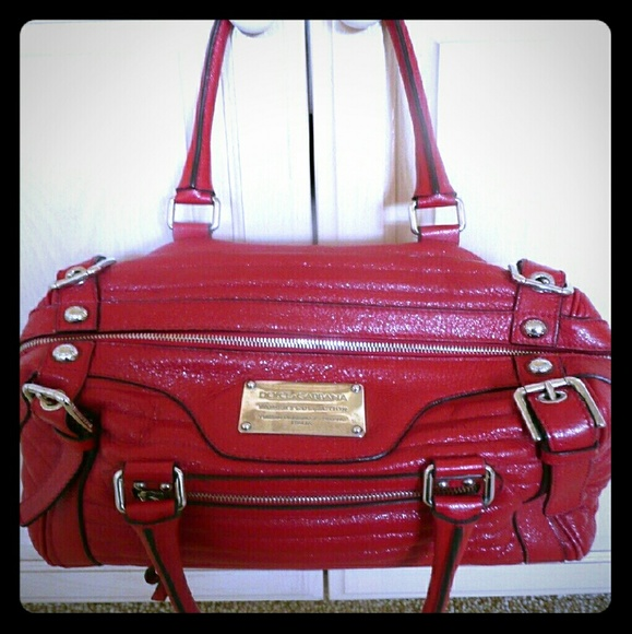 Dolce   Gabbana Bags   Authentic Dolce Gabbana Handbag Miss Easy Way ... 949ba1b34c