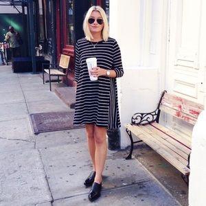 Zara t shirt dress