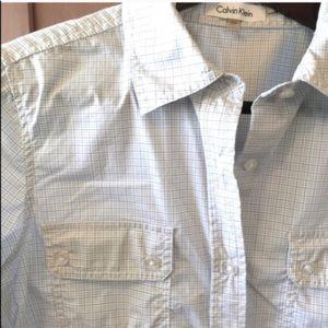 Calvin Klein Tops - Calvin Klein button down shirt