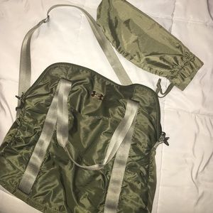 Under Armour Bags - Under armour ladies gym bag   army green 65c234146a