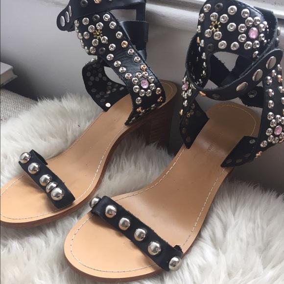 a9fd84bda3b1 Isabel Marant Shoes - Isabel Marant carol sandal 37