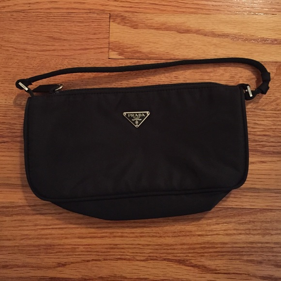 db02189f27e8 Necessaire in tessuto Nero. M_56f34763fbf6f90aa20073ec. Other Bags you may  like. Prada Purse. Prada Purse. $15 $40. Hand bag