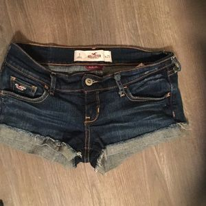 Hollister shorts sz 1