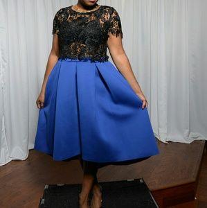 Dresses & Skirts - Beautiful for fall!!! Plus size hi low skirt