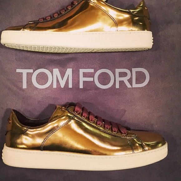 30% off tom ford shoes - tom ford sneakers from a's closet on poshmark