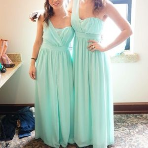 Dresses & Skirts - Mint Green Maxi Dress