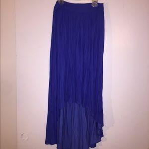 High-low skirt from Zara