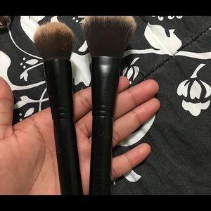 Sephora brushes ,used
