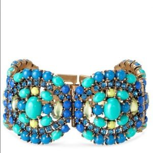 Stella & Dot Sardinia Bracelet in Blue
