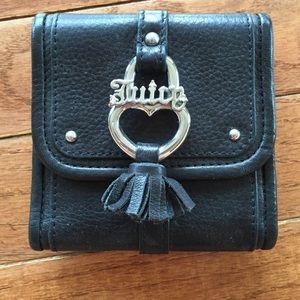 Juicy Couture Leather Wallet