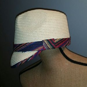 Accessories - Straw Cap