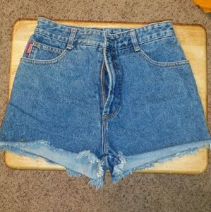 Pants - Denim cutoffs