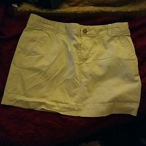 Old Navy Perfect Mini Skirt, size 6