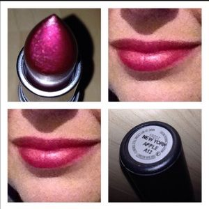 MAC Cosmetics Makeup - MAC lipstick - NEW YORK APPLE