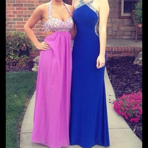 Dresses Pastel Purple Prom Dress Poshmark
