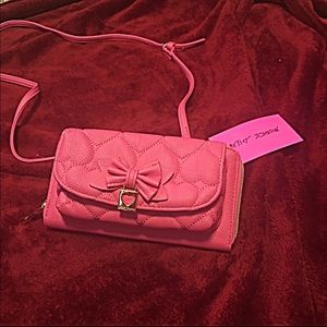 NWT Betsey Johnson Crossbody