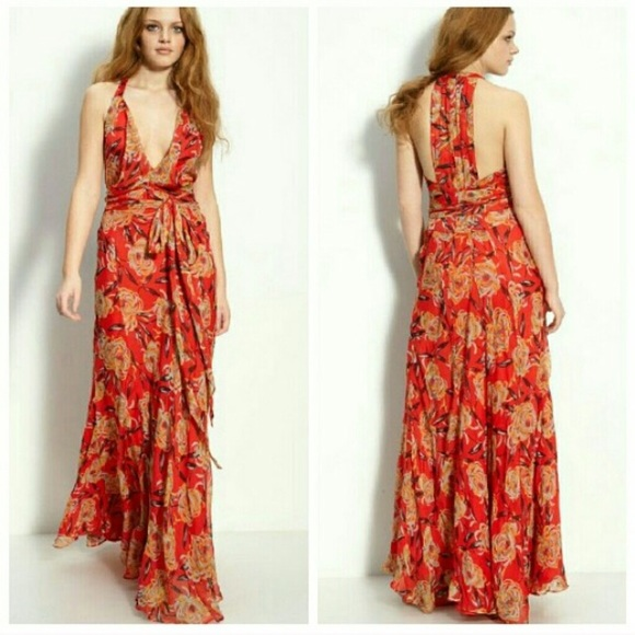 5e658d9c1c048 Winter Kate maxi dress. M_56f43d628f0fc4d6230089d7