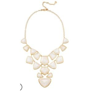 Stella & Dot Mosaic Statement Necklace