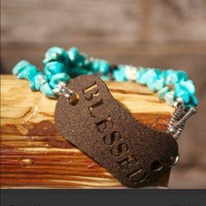 Kender West Jewelry - Kender West Blessed Bracelet.