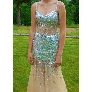 La Femme Dresses & Skirts - La Femme Prom Gown