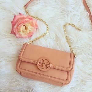 Tory Burch Mini Amanda Chain Crossbody
