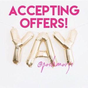 Other - 🎉Accepting Offers🎉