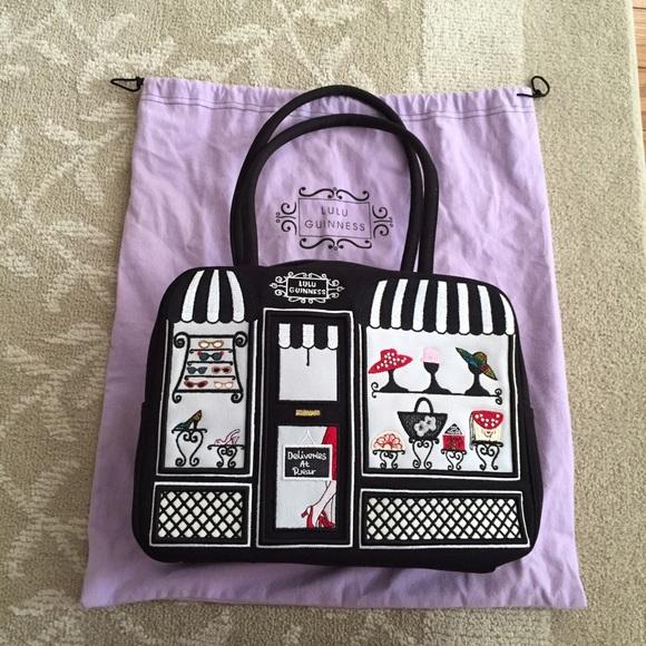 6dba4ea81e3f27 Lulu guinness Bags | London Designer Bag From Neiman Marcus | Poshmark