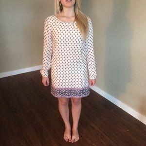 Dresses & Skirts - Long sleeve mini dress