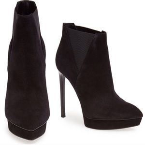 Yves Saint Laurent Shoes - YVES SAINT LAURENT Janis Bootie NEW AUTHENTIC