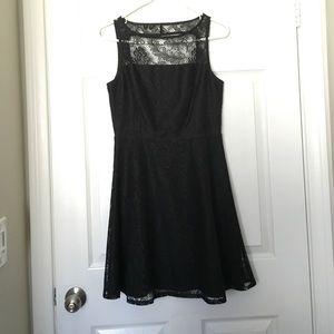 Brand New BB Dakota Sleeveless Flare Lace Dress