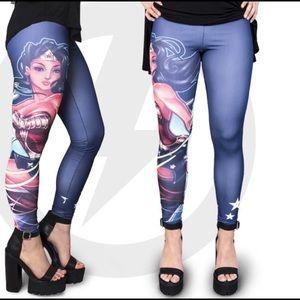 148bec8e182256 Tee Fury Pants | Wonder Woman Leggings Running Tights | Poshmark