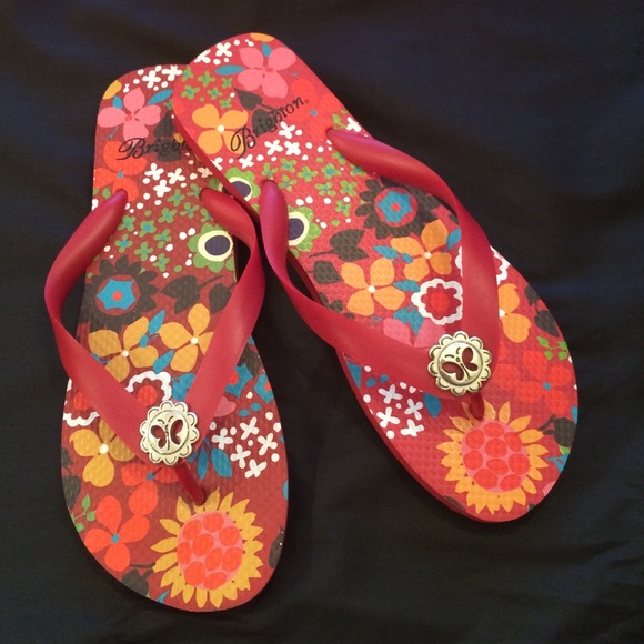 4676feff0 Brighton Shoes - Never worn Brighton flip flops