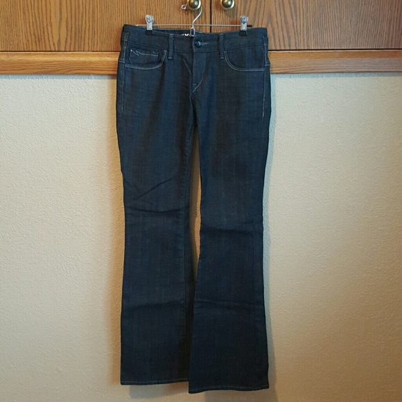 61% off Express Denim - Express Stella Bootcut Jeans Size 4a from