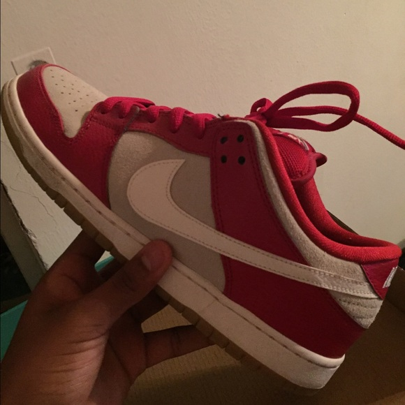 Nike Shoes Sb Dunk Lows Valentines Day Poshmark
